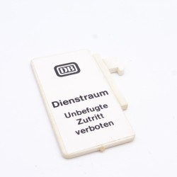 Playmobil Woman Modern Yellow White and Green