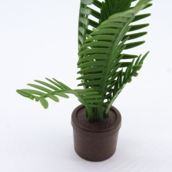 Playmobil Woman Modern Blue and Green Barefoot