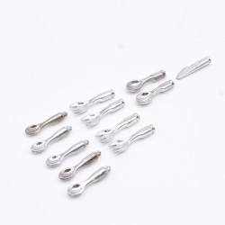 Playmobil Female Modern Red and White Cavaliere