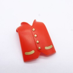 Playmobil Modern Green and White Woman with Bare Feet