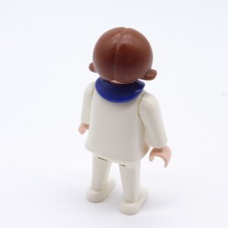 Playmobil Modern Woman in Black and Blue Diving Suit