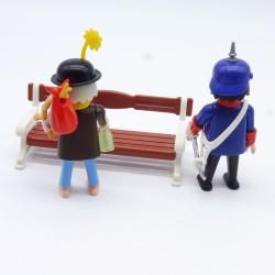 Playmobil Palette de Peintre avec Pinceau