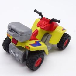 Playmobil Tête avec Cheveux Marrons Modernes