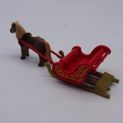 Playmobil Pièce Noire Tente Polaire 3463