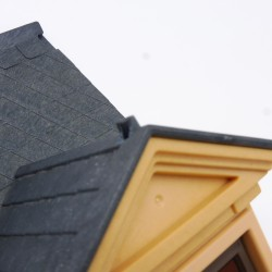 Playmobil Lot of 2 Barriers Green Vintage 3504 3556 7071