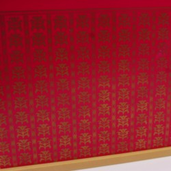 Playmobil System X Brown Barrier Bracket