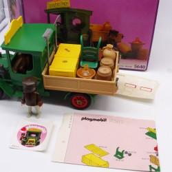 Playmobil Petite Voiture Grise incomplète