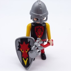 Playmobil Brown Pony with White Mane