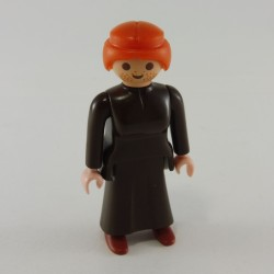 Playmobil Lot of 2 silver gray swords