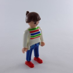 Playmobil Wrap Red Return Collar