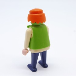 Playmobil Yellow Barrier House Western 3769 6410