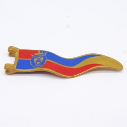 Playmobil Helicopter Red Helmet with Microphone