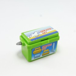 Playmobil Guerrier Indien Custom