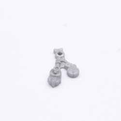 Playmobil 21667 Red & Green man Viking with Red Hood & Black belt