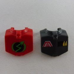 Playmobil 21671 Green Red & Yellow man Clown Green Large Belly with Clown Face