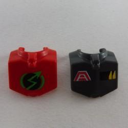 Playmobil 21671 Homme Clown Vert Rouge & Jaune Gros Ventre avec Visage Clown