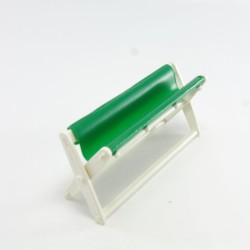 Playmobil Lot de 3 Drapeaux Bord Pointe Casque Chevalier