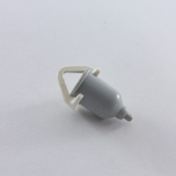 Playmobil 21692 Blue & Yellow man with Overall & Shirt