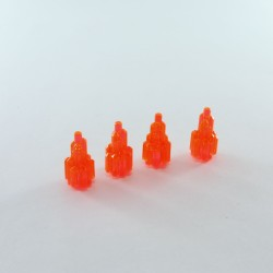 Playmobil Police Officer Black outfit