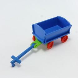 Playmobil Selle Western Marron Foncé