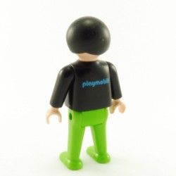 Playmobil 21732 White & Golden Egyptian man with Golden Knit Neck Strap & Dress