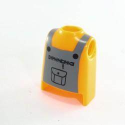 Playmobil Double Sabre Katana avec Presentoir