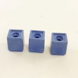 Playmobil Casque Bleu Asiatique avec Pompon Vert