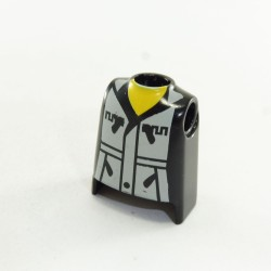 Playmobil Grand Sac Gris avec inscriptions