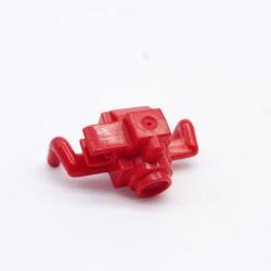 Playmobil Caisse à Outils Marron & Outils Vintage