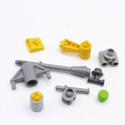 Playmobil Toit Vert 1 Pente Gare 4300 Safari 3433