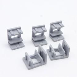 Playmobil Lot de 3 Caisses Rouges pour Bouteilles