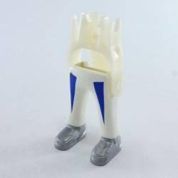 Playmobil Bac Blanc avec Poignées