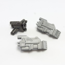 Playmobil Tresor en pieces d'argent