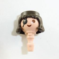 Playmobil Berceau de Princesse Vert Blanc Doré