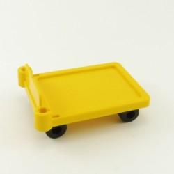 Playmobil Lot de 2 Casques Espace Vintage Sans Carreaux