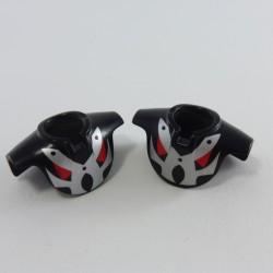 Playmobil Cowboy Marron & Bleu