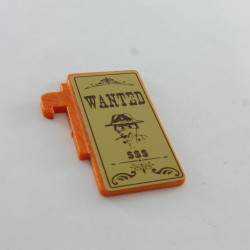Playmobil Essieu avec Support Chariot 1900 5501