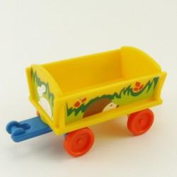 Playmobil Chaise de Cuisine Blanche Sticker Couleur