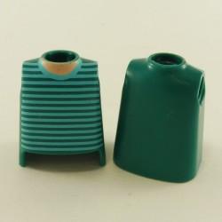 Playmobil Paire de Jambes Dorées Vintage