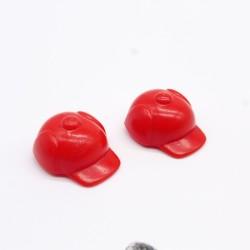 Playmobil Lot de 2 Ombrelles Rose & Blanche sans Manches