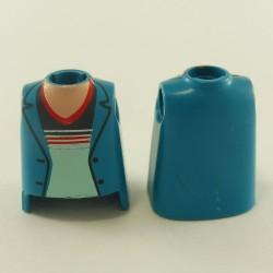 Playmobil Enfant Fille Blanc Bleu Rose 1900 5510 3368 3993 5955