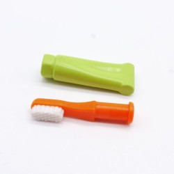 Playmobil Enfant Fille Bleu Gilet Jaune Hispanique 3368 3993