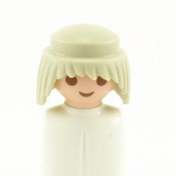 Playmobil Child Boy Vintage Green White