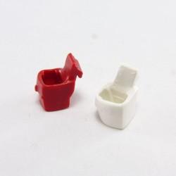 Playmobil Lot de Pieces Détachées System X