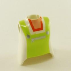 Playmobil Lot de 2 Capes dorées Longue avec Col