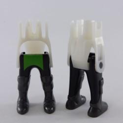 Playmobil Lot de 3 Accessoires Jaunes Balai Pelle…