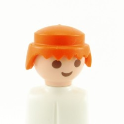 Playmobil White zebra Colors with half Colored