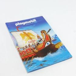 Playmobil Lot de 4 Poteaux Larges System X Gris Blanc Zoo 3240