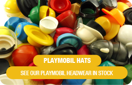 Playmobil Hats